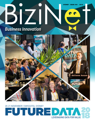 BiziNet Magazine #93 - Nov/Dec 2018